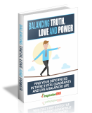 Balancing Truth, Love And Power. (MRR)