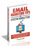 Email Marketing Tips For Effective Newsletters. (MRR)