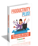 Productivity Plus. (MRR)