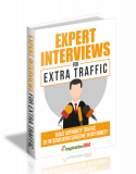 Expert Interviews for Extra Traffic. (MRR)