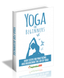 Yoga For Beginners. (MRR)