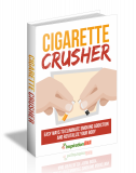 Cigarette Crusher. (MRR)
