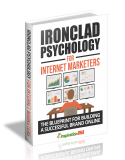 Ironclad Psychology For Internet Marketers. (MRR)