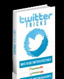 Twitter Tricks. (MRR)