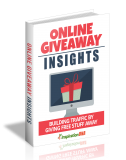 Online Giveaway Insights. (MRR)