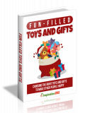 Fun Filled Toys And Gifts. (MRR)
