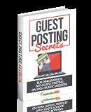 Guest Posting Secrets. (MRR)