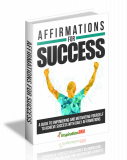 Affirmations For Success. (MRR)
